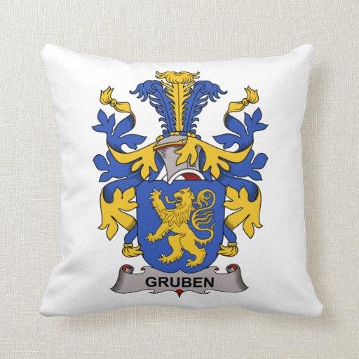 Escudo de la familia de Gruben Cojin