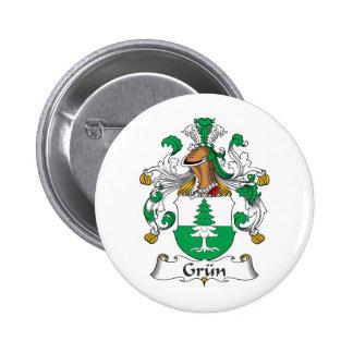 Escudo de la familia de Grun Pin