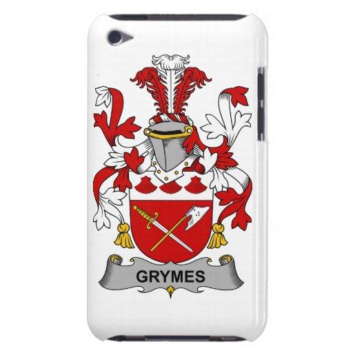 Escudo de la familia de Grymes iPod Case-Mate Carcasa