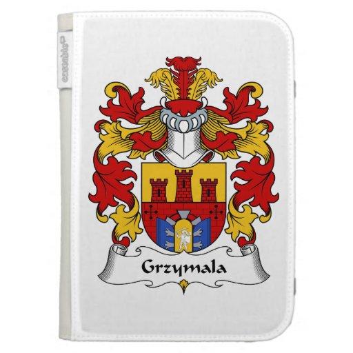 Escudo de la familia de Grzymala