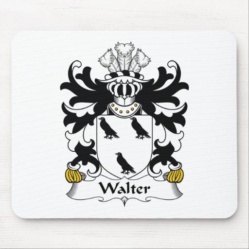 Escudo de la familia de Gualterio Tapetes De Raton