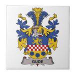 Escudo de la familia de Gude Teja