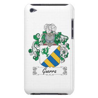 Escudo de la familia de Guerra Case-Mate iPod Touch Carcasa