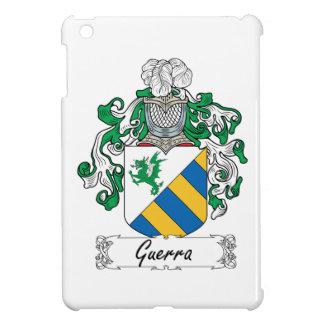 Escudo de la familia de Guerra iPad Mini Cárcasa