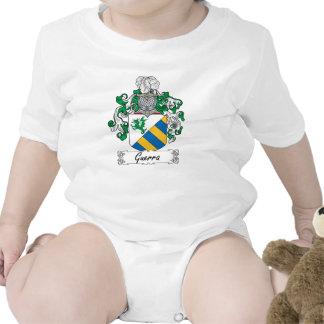 Escudo de la familia de Guerra Trajes De Bebé