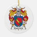 Escudo de la familia de Guerrero Adorno Para Reyes