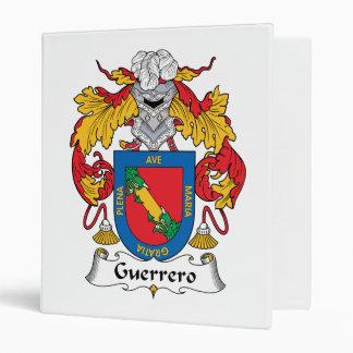 Escudo de la familia de Guerrero