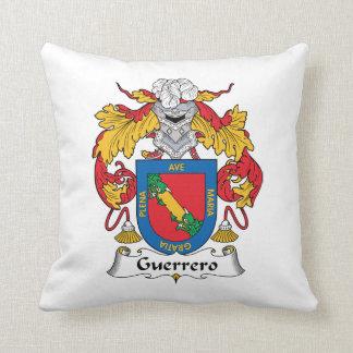 Escudo de la familia de Guerrero Cojin