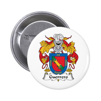 Escudo de la familia de Guerrero Pins