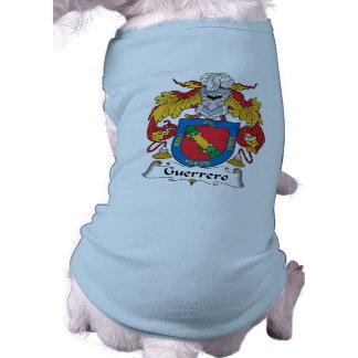 Escudo de la familia de Guerrero Ropa De Perro