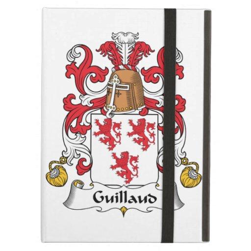 Escudo de la familia de Guillaud