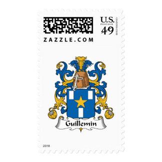 Escudo de la familia de Guillemin Envio