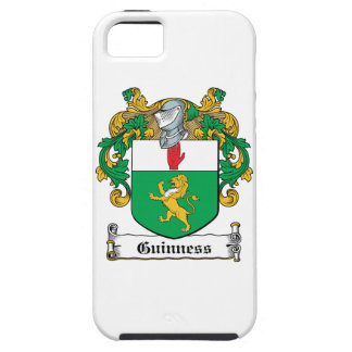 Escudo de la familia de Guinness iPhone 5 Cárcasa