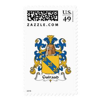 Escudo de la familia de Guiraud Sellos