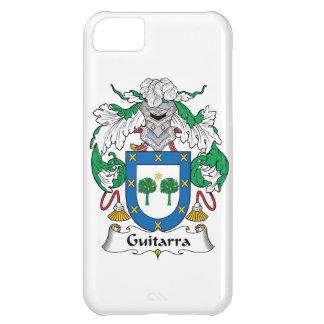 Escudo de la familia de Guitarra Funda iPhone 5C