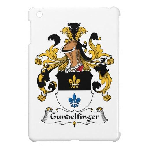 Escudo de la familia de Gundelfinger