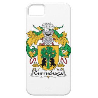 Escudo de la familia de Gurruchaga iPhone 5 Funda