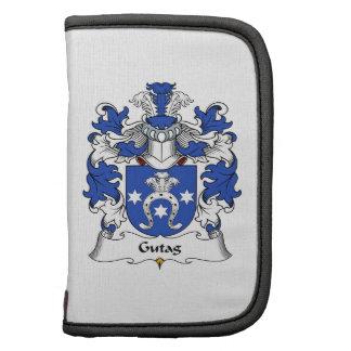 Escudo de la familia de Gutag Planificador