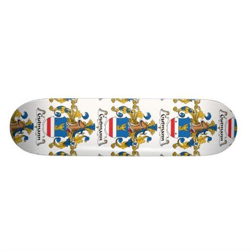 Escudo de la familia de Gutmann Tabla De Skate