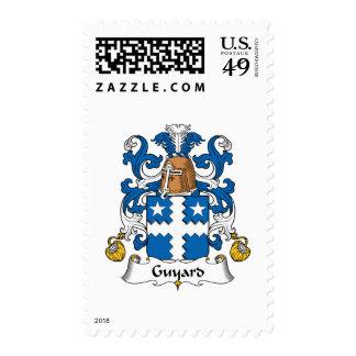 Escudo de la familia de Guyard Envio