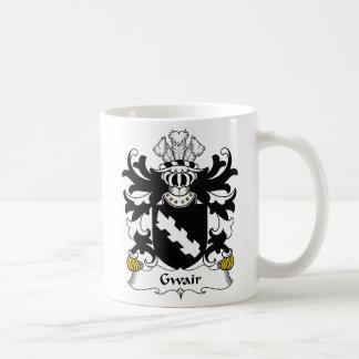 Escudo de la familia de Gwair Taza Clásica