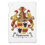 Escudo de la familia de Hagemann iPad Mini Cárcasas