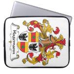 Escudo de la familia de Hagemann Manga Portátil