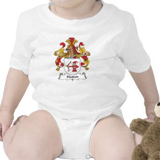 Escudo de la familia de Haiden Traje De Bebé