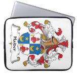 Escudo de la familia de Haider Mangas Portátiles