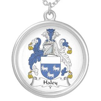 Escudo de la familia de Haley Grimpola