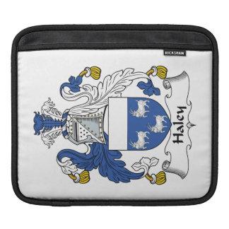 Escudo de la familia de Haley Funda Para iPads