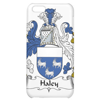 Escudo de la familia de Haley