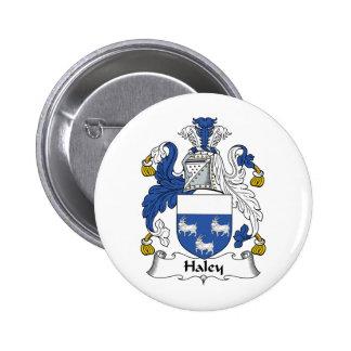 Escudo de la familia de Haley Pins