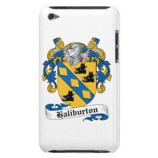Escudo de la familia de Haliburton iPod Touch Funda