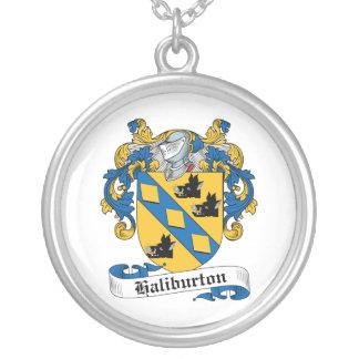 Escudo de la familia de Haliburton Grimpolas