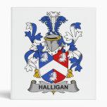 Escudo de la familia de Halligan