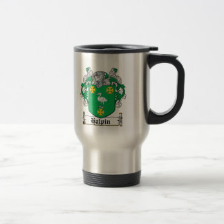 Escudo de la familia de Halpin Taza De Café