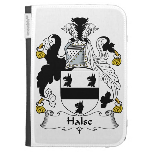 Escudo de la familia de Halse