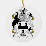 Escudo de la familia de Halse Ornamentos Para Reyes Magos