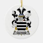 Escudo de la familia de Halthom Adorno Para Reyes