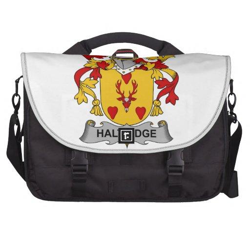 Escudo de la familia de Haltridge Bolsa Para Ordenador