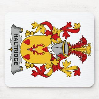 Escudo de la familia de Haltridge Alfombrilla De Raton