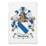Escudo de la familia de Hamberg iPad Mini Protector
