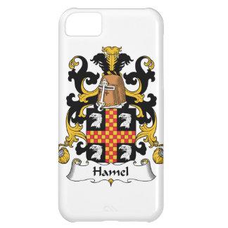 Escudo de la familia de Hamel Funda Para iPhone 5C