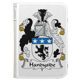 Escudo de la familia de Handyside