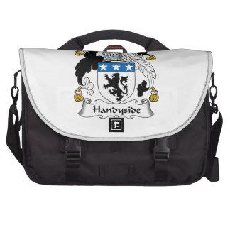 Escudo de la familia de Handyside Bolsas De Portatil