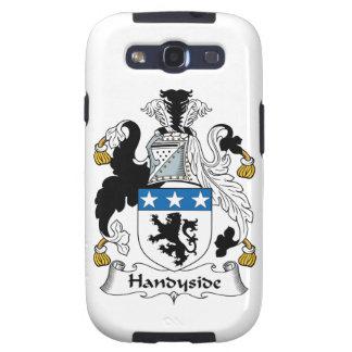 Escudo de la familia de Handyside Galaxy SIII Cárcasas