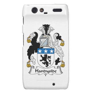 Escudo de la familia de Handyside Motorola Droid RAZR Funda