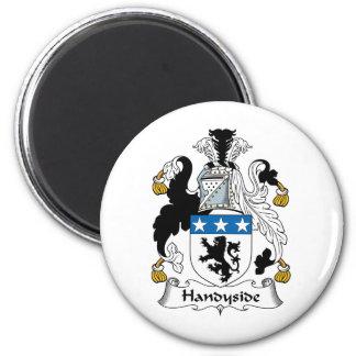 Escudo de la familia de Handyside Imán Para Frigorifico