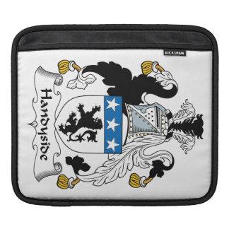 Escudo de la familia de Handyside Manga De iPad